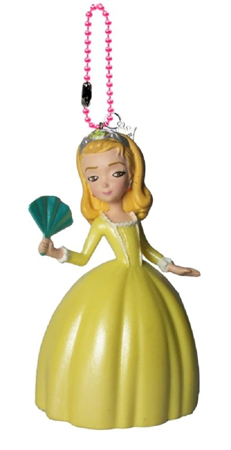 Disney's Sofia The First Amber Keychain/Dangler