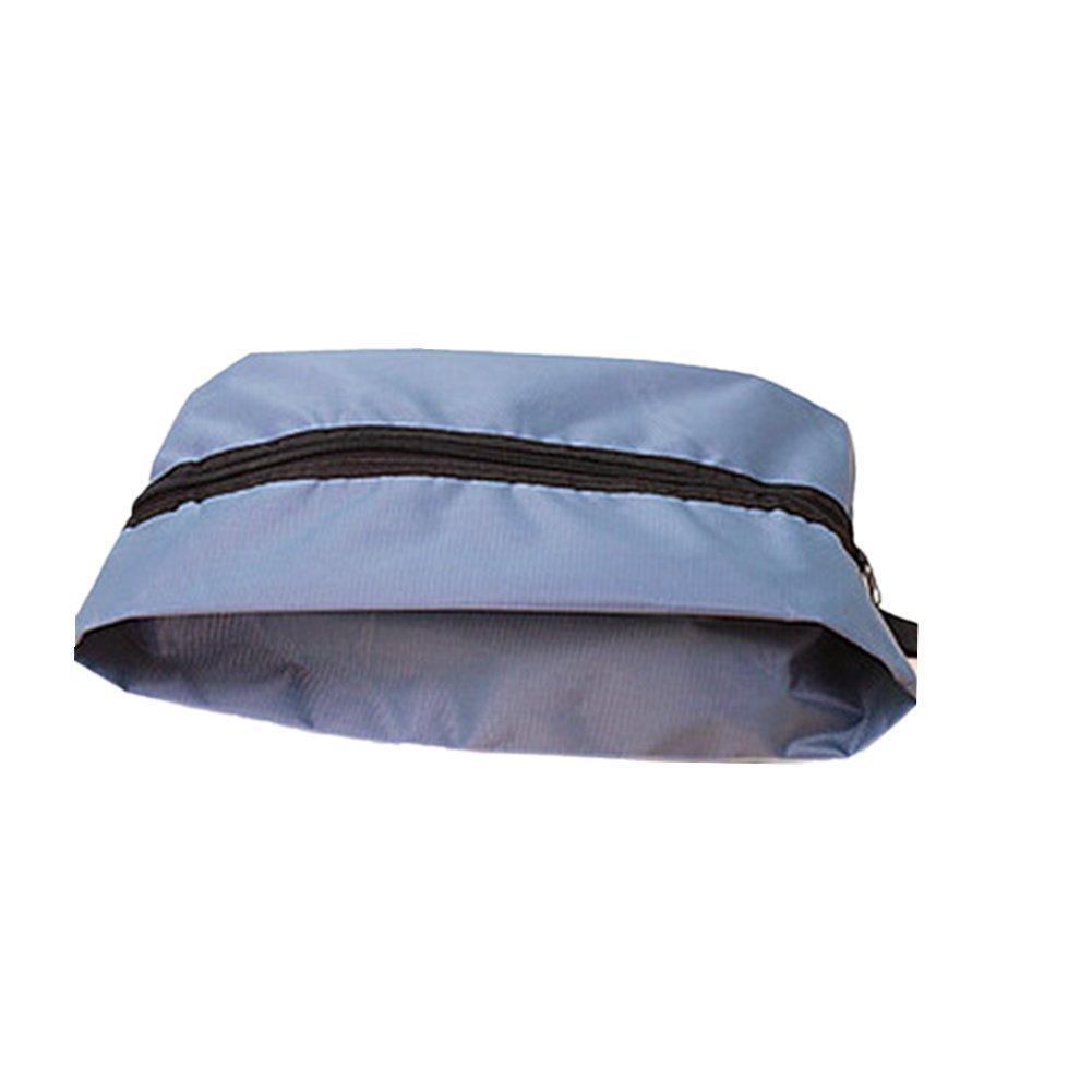Da. WA Nylon impermeable bolsa de viaje bolsa de almacenamiento organizador de zapatos para prueba de polvo para al aire libre viajar viaje Da.Wa