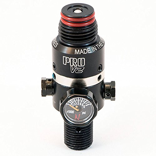 Ninja Air HPA PRO V2 SLP Series Tank Regulator - 4500 PSI by Loader