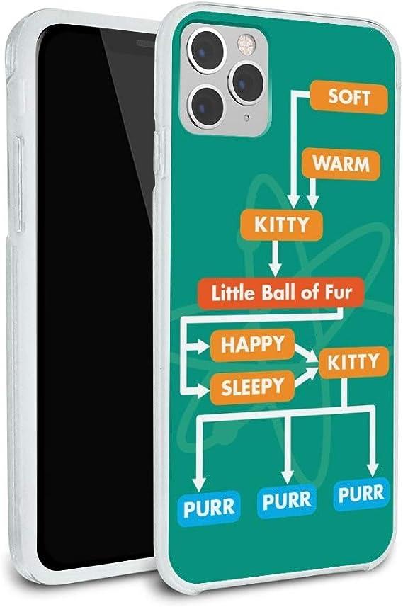 Kitty Kitty bang-bang! iPhone 11 case