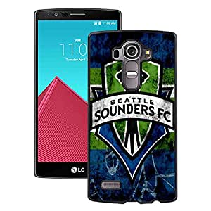 For LG G4,Seattle Sounders FC 16 Black Case Cover For LG G4