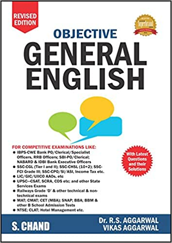 Book pdf aggarwal general english rs