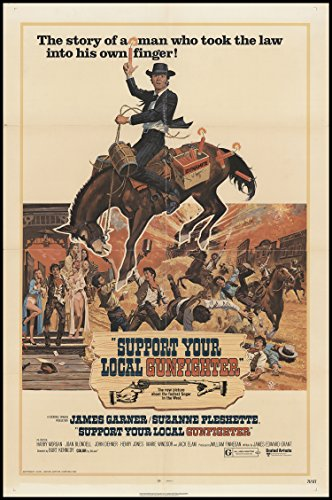 support-your-local-gunfighter-1971-original-movie-poster-comedy-romance-western-dimensions-27-x-41