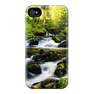 MCqTkUj65xZRYz Tpu Phone Case With Fashionable Look For Iphone 4/4s - Black Forest In Germany