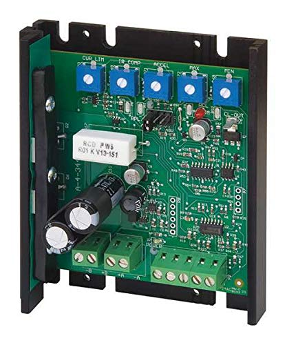 Chassis 12//24//36//48VDC 10A DC SpdControl