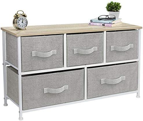 Sorbus Dresser Drawers Furniture Organization