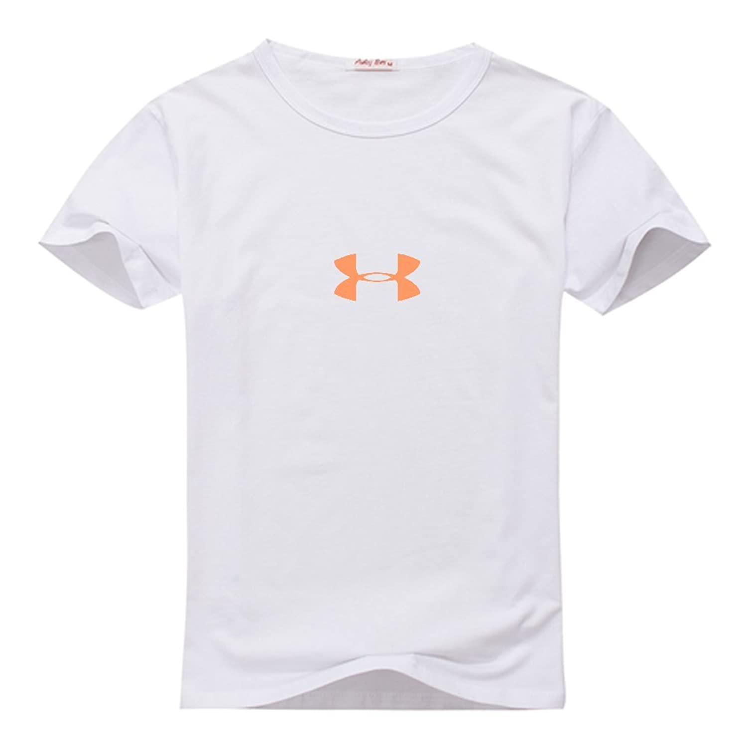 Yangshan Lin under armour2 women's Crew Neck Tee shirt