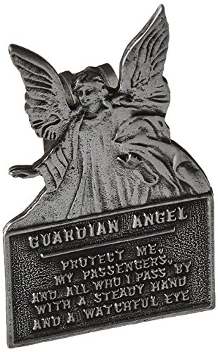 Cathedral Art KVC103 Auto Visor Clip, Guardian Angel, 2-3/8-Inch