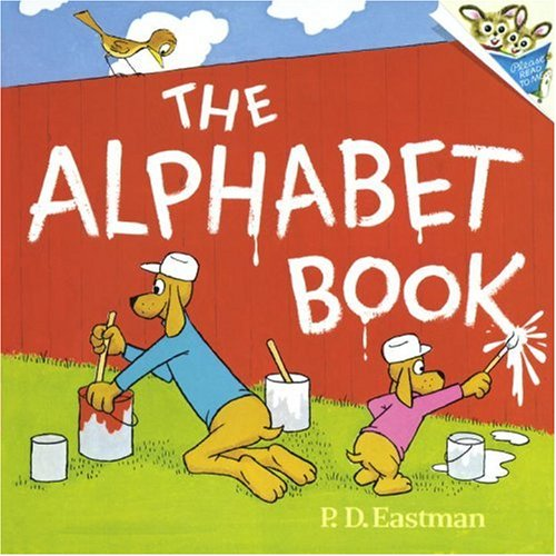 The Alphabet Book (Pictureback(R))