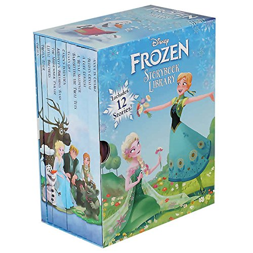 (Frozen Storybook Library: 12 Book Box Set)