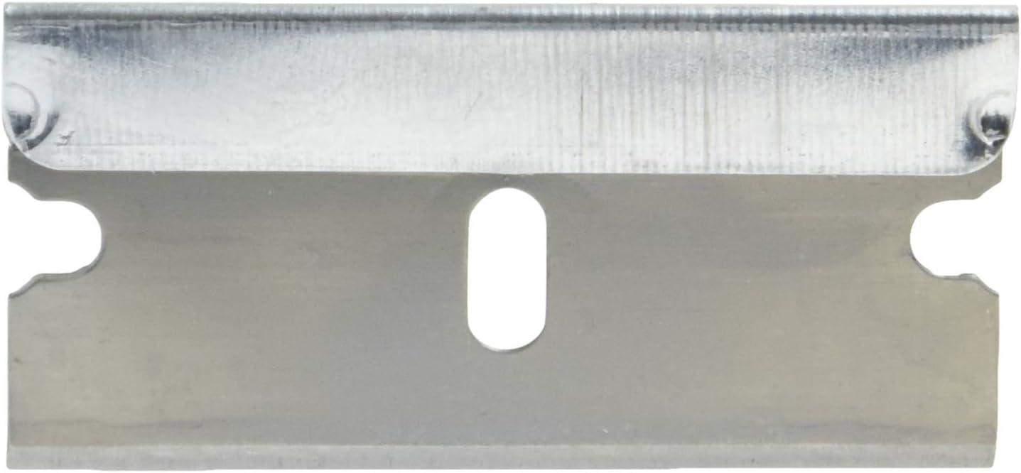 Titan 11036#9 Single Edge Razor Blade - 100 Piece