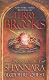 Bloodfire Quest, Terry Brooks, 060632089X