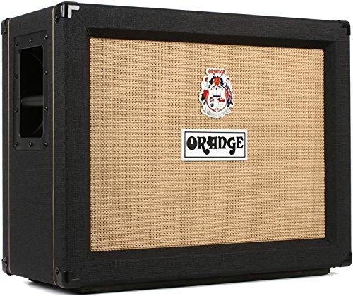 Orange PPC212-OB 2x12'' 120W Open Back Speaker Cabinet 16-ohm Black