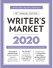 Writer's Market 2020: The Most Trusted Guide to Getting Published (2020)