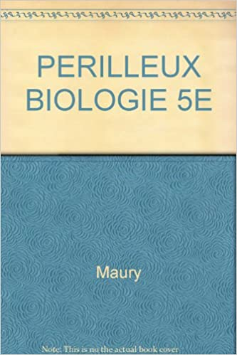 Téléchargez un audiobook gratuit PERILLEUX BIOLOGIE 5E ePub 2091746355
