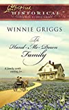 The Hand-Me-Down Family by Winnie Griggs front cover