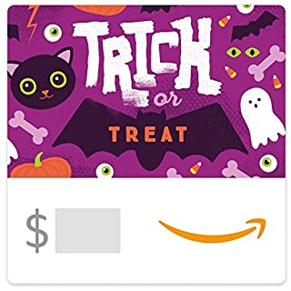 Amazon eGift Card - Trick or Treat (B01LYYJPIF) | Amazon price tracker / tracking, Amazon price history charts, Amazon price watches, Amazon price drop alerts