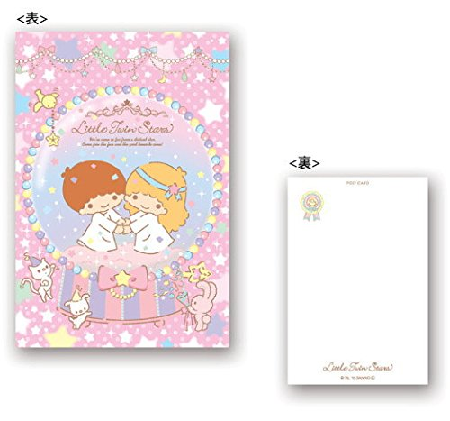 Little Twin Stars/ Postcard / 40th Anniversary Party KL-PT004 by ToshinPack