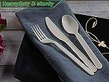 "GreenWorks 7"" Heavyduty Compostable CPLA Cutlery"