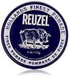 Reuzel Natural Finish Fiber Pomade, 4 oz
