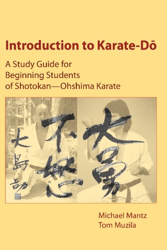 Introduction to Karate-do: A Study Guide for Beginning Students of Shotokan - Ohshima Karate
