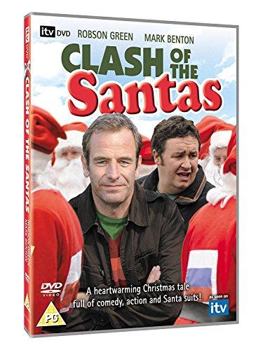 Clash of the Santas [ NON-USA FORMAT, PAL, Reg.2 Import - United Kingdom (Santas Pals)