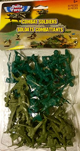 Collector's Combat Soldiers - Collectors Combat