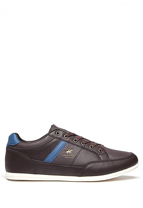 Zapatos beige Beverly Hills Polo Club para hombre d2R3AAKs8T