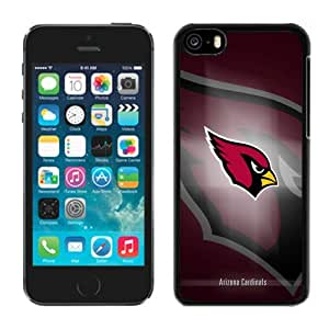 Custom Iphone 5c Case NFL Arizona Cardinals 5 Sports Free Shipping to USA