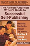 img - for The African-American Writer's Guide to Successful Self-Publishing book / textbook / text book