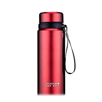 Deportes botella de agua, botella de agua de múltiples funciones unisex para los deportes al