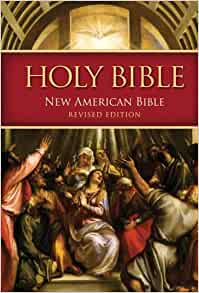 Amazon Com Nabre New American Bible Revised Edition