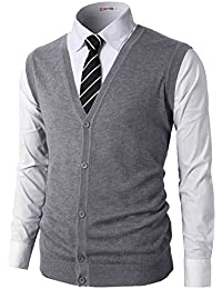 Amazon.com: Greys - Vests / Sweaters: Clothing, Shoes & Jewelry