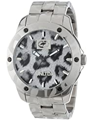 Marc Ecko Mens E13542G1 The Lynx Three Hand Watch
