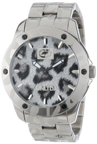 Marc Ecko Men's E13542G1 The Lynx Three Hand Watch