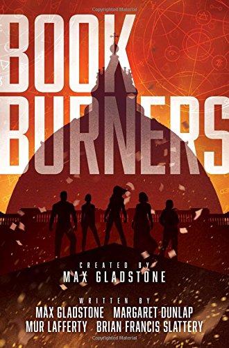 Image of Bookburners