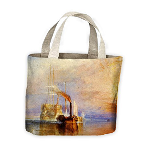 For Life Tote The Shopping William Temeraire Fighting Turner Bag fOSOTq0