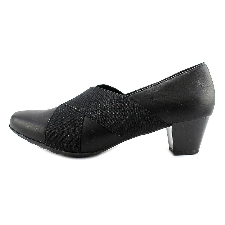 Wanderlust Womens Kelci Closed Toe Classic Pumps Black Size 8.0