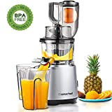 Best Cold Press Juicers - AMZCHEF Slow Masticating Juicer Cold Press Juicer Extractor Review