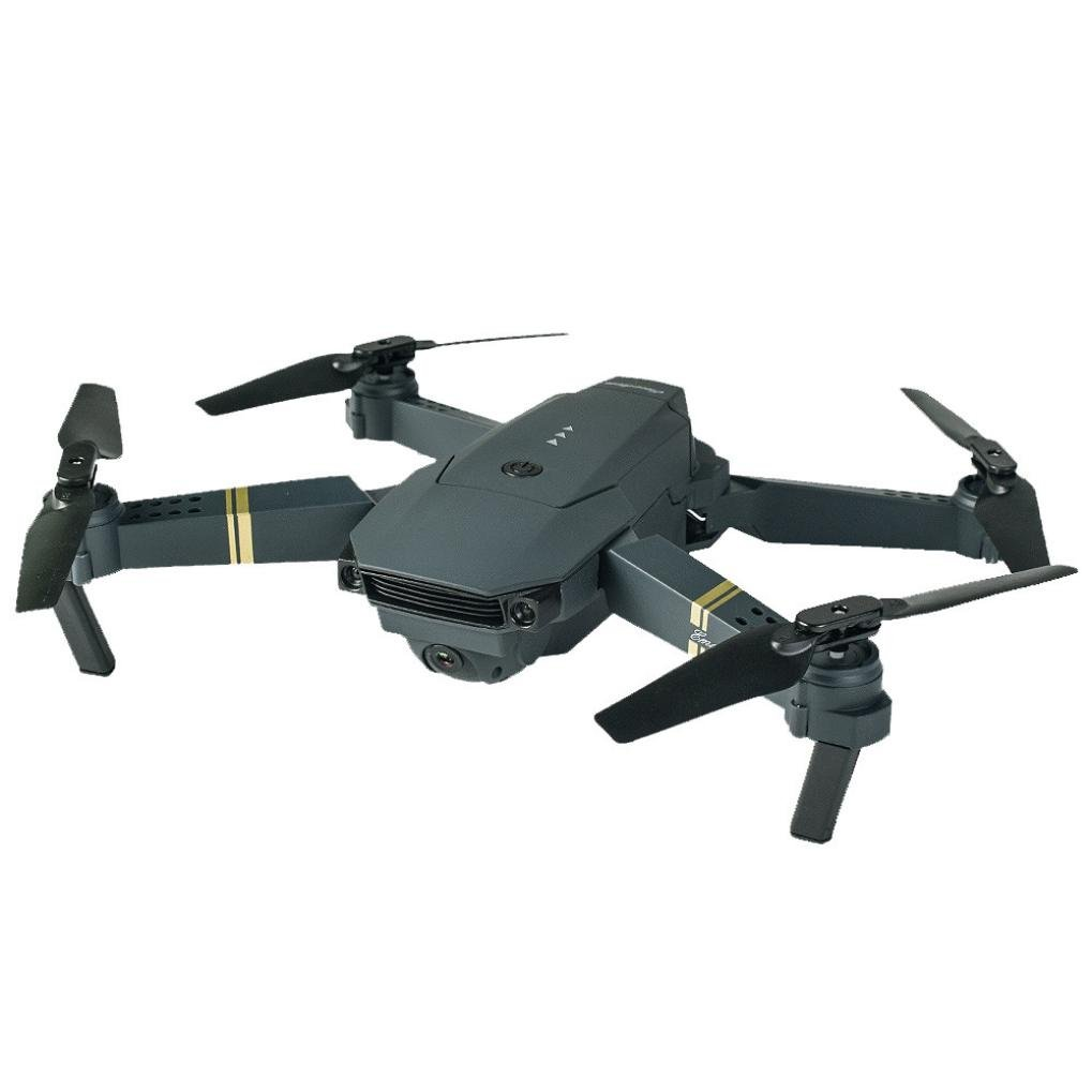 Rc Model Vehicles & Kits E58 Drone X Pro Foldable 2.4ghz Quadcopter Wifi 1080p Camera 4 Pcs Batteries Low Price