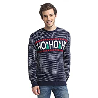 77e05190e933 *daisysboutique** Men's Christmas Holiday Santa Sweater Cute Ugly Pullover