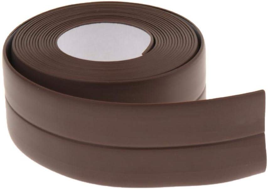 10.5ft Self-Adhesive Bath Wall Sealing Strip Bathroom Kitchen Caulk Repair Tape