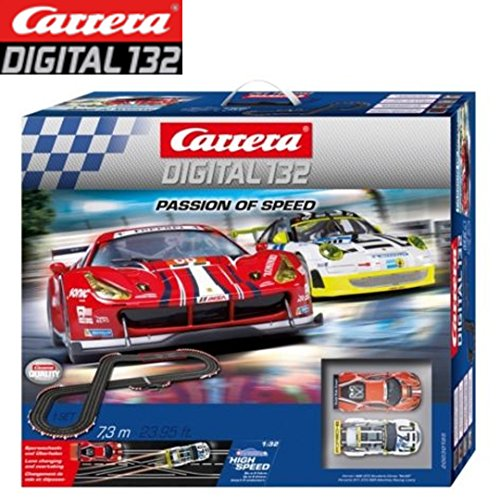 Carrera Passion of Speed Digital Slot Car Racing Set from Carrera