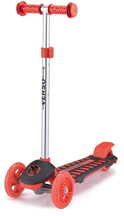 Amazon.com: Verso by Kettler lean-to-steer Scooter: Sports ...