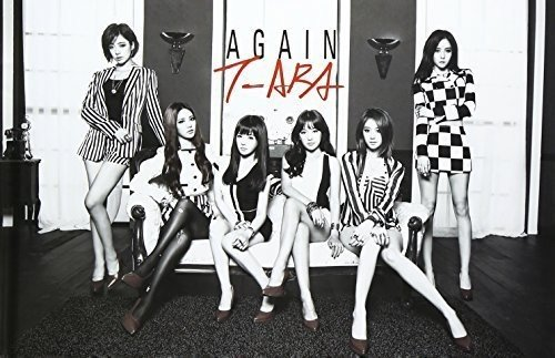 CD : T-Ara - Again (Asia - Import)