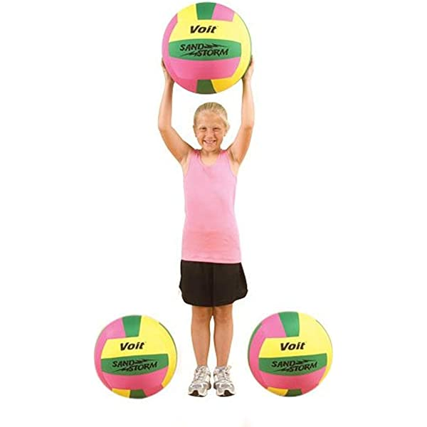 Yellow Sportime Volleyball-Trainer Elite II