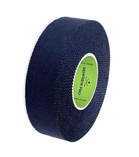 Renfrew Schlägertape Pro Cloth Hockey Tape schwarz 24mm f. Eishockey 45m