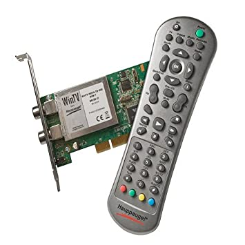 Amazon.com: WinTV-NOVA-T-500 tarjeta de sintonizador de TV ...