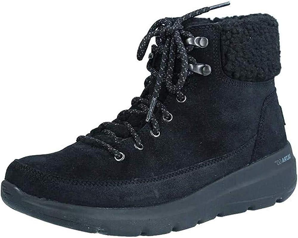 lantano sonriendo Anillo duro  Skechers Women's Glacial Ultra - Woodlands Fashionable Boots: Amazon.co.uk:  Shoes & Bags