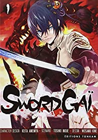Book's Cover ofSwordgaï tome 1